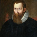John Napier, the inventor of the logarithm. (c) Royal Observatory Edinburgh; Supplied by The Public Catalogue Foundation