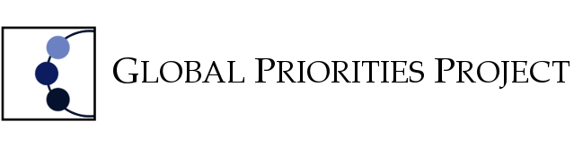 The Global Priorities Project Logo